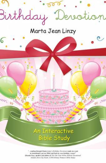 Birthday Devotions: An Interactive Bible Study