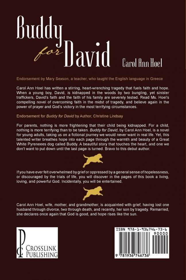 Buddy for David
