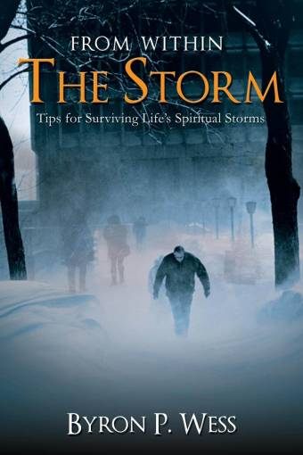 From Within The Storm: Tips for Surviving Life's Spiritual Storms