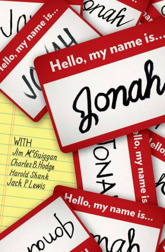 Hello, My Name is Jonah