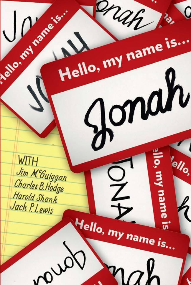 Hello, My Name is Jonah