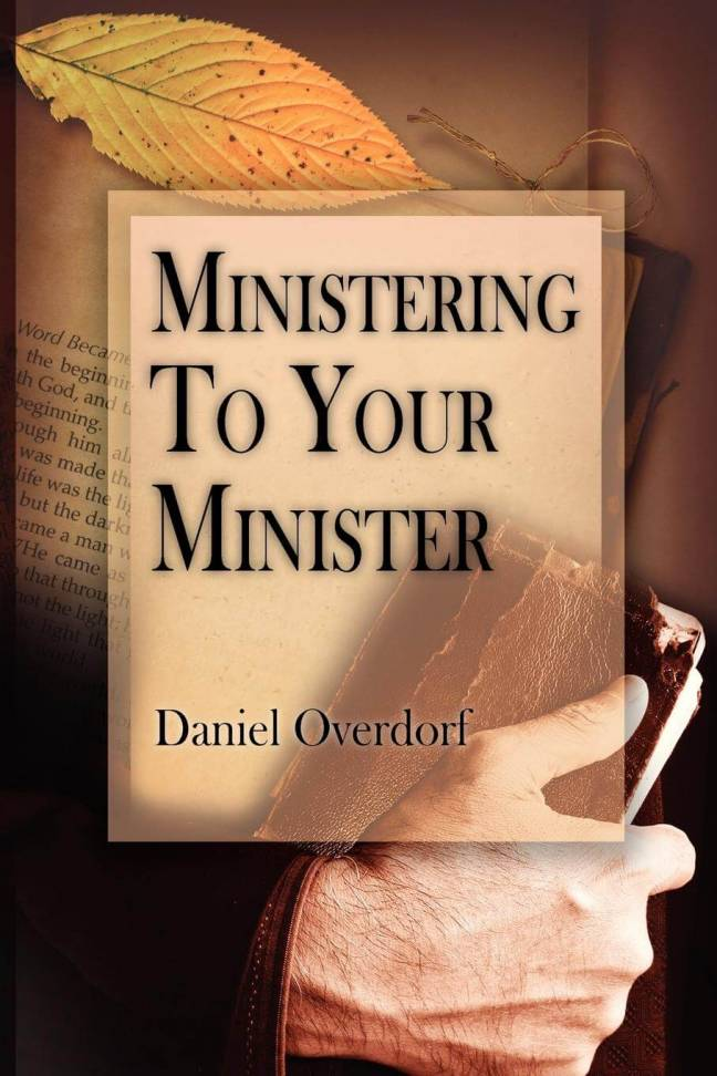 Ministering To Your Minister
