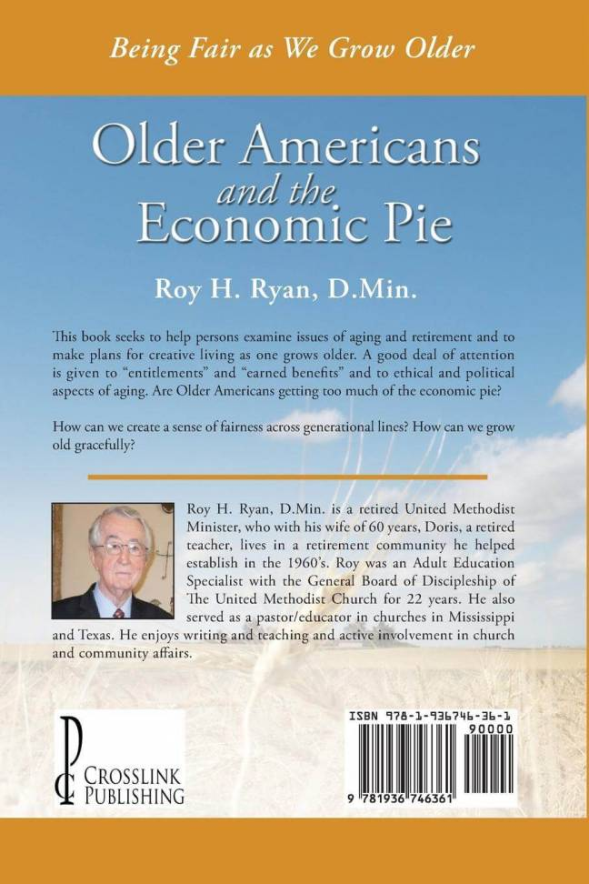 Older Americans and the Economic Pie